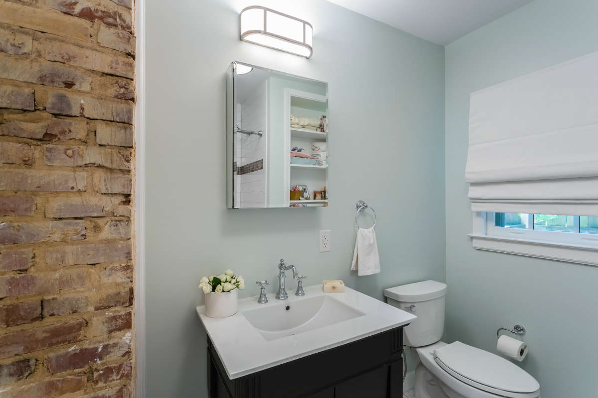The charm of vintage bathrooms from 1940s interior design - 1940s Bathroom Redux