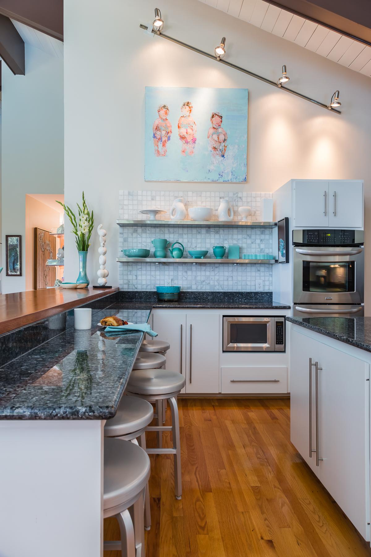 Kitchen Design - Form & Function Interior Design - Raleigh NC