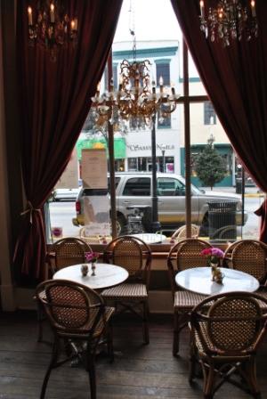 french cafe paris in savannah georgia