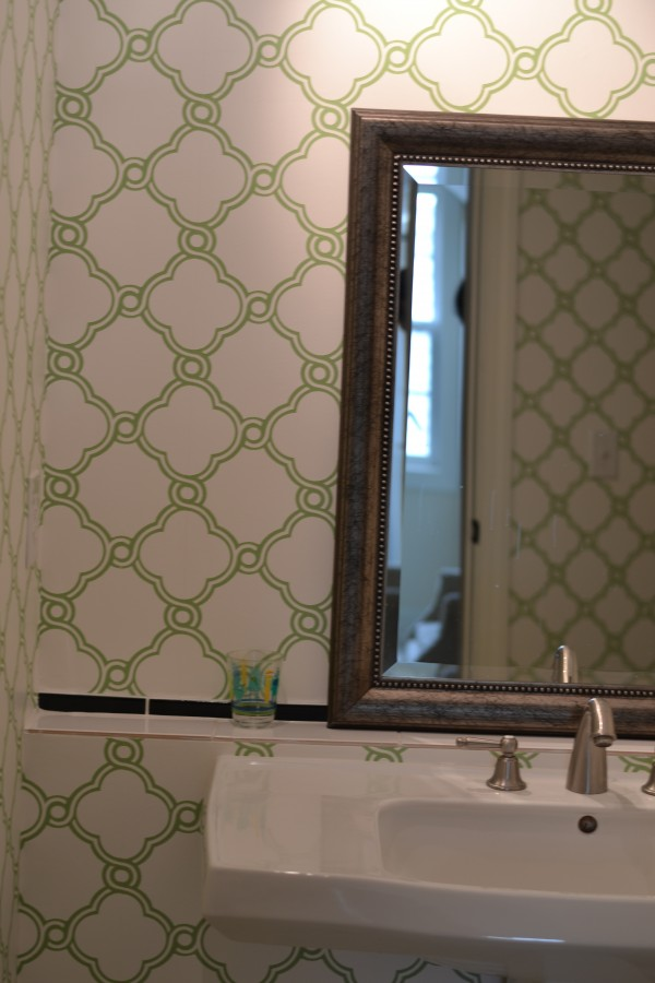 Raleigh interior design, wallpaper ideas