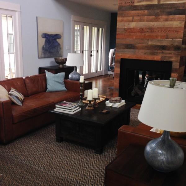 Raleigh interior design, modern design