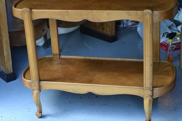 shopping for vintage furniture