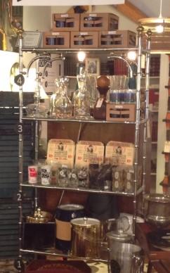 Raleigh Interior Design, barware