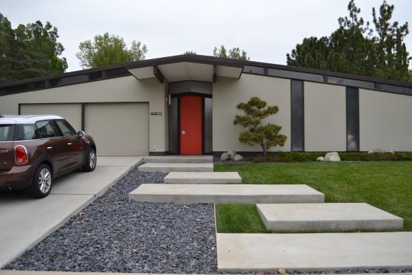 Eichler, modernist architecture
