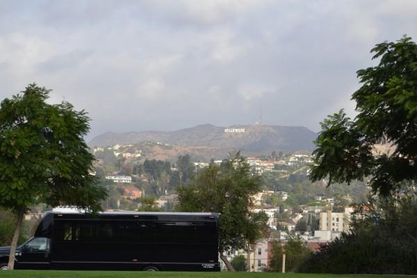 Hollywood sign, Hollyhock House