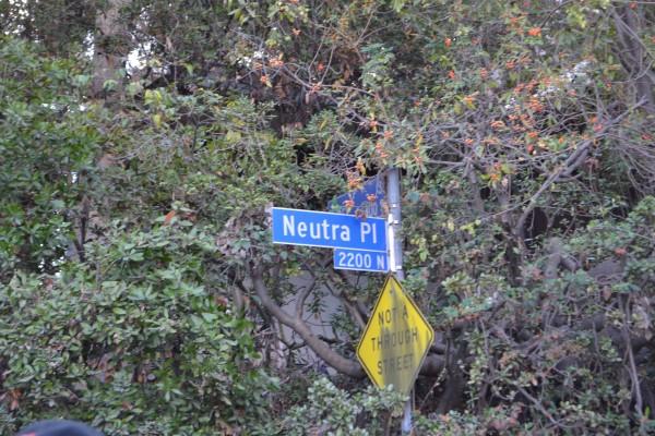 Neutra Place, Neutra Colony