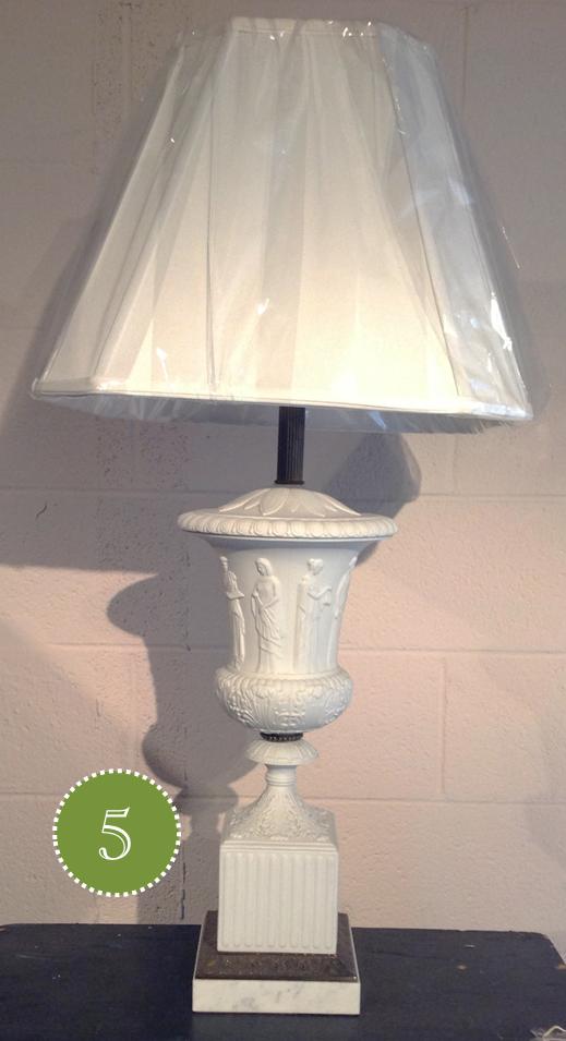 square lampshade, traditional lamp shade