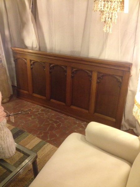 Church Pew Panel Headboard Form Amp Function