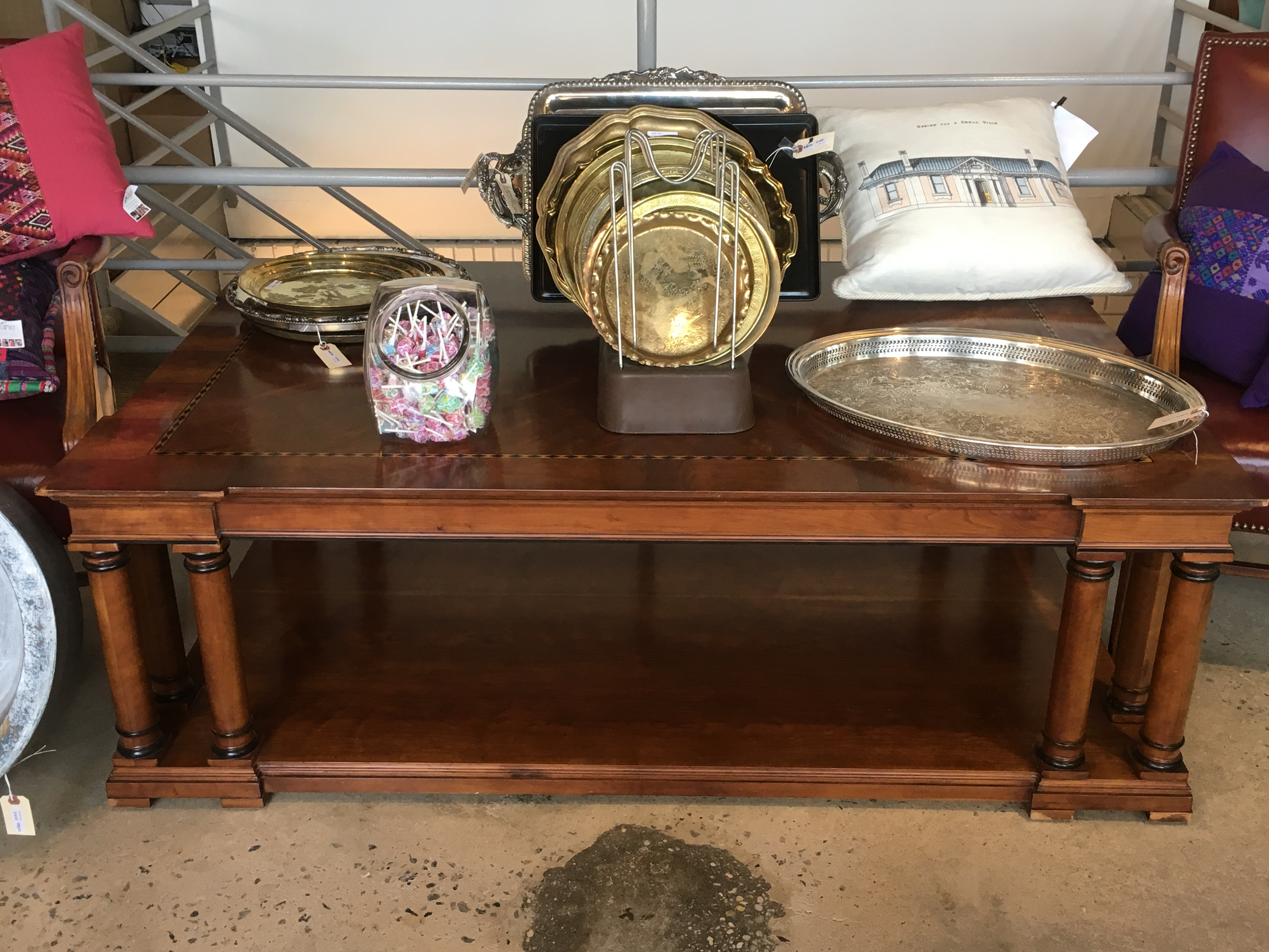 Unique Vintage and Antique Tables Form & Function Raleigh