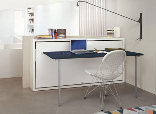Multi Functional Furniture Desk Bed