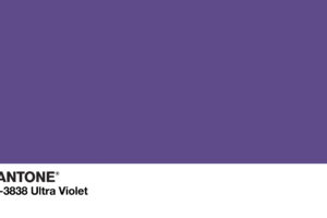 Pantone Ultra Violet Paint Color