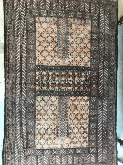 4x7 Persian Rug