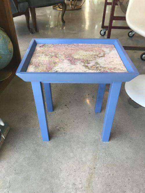 Mini Map Table