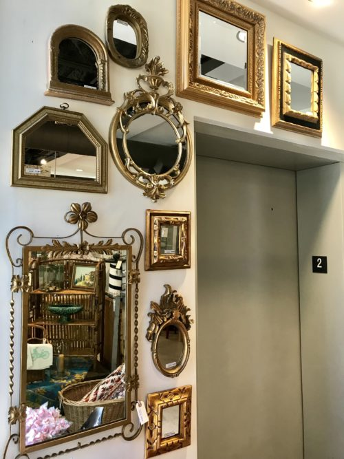Assorted Mirrors