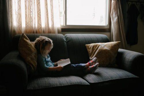 dark fabric kid friendly upholstery
