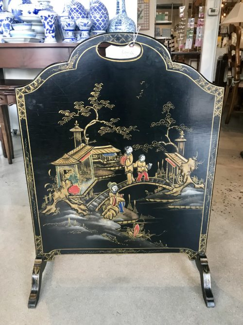Asian Fire Screen