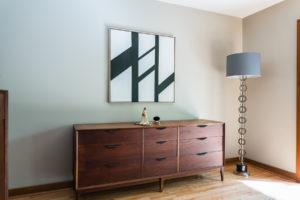 chapel hill modern master bedroom interior design