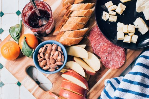 holiday tips for easy entertaining with readymade foods