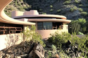 Frank Lloyd Wright Inspiration Lykes House Phoenix