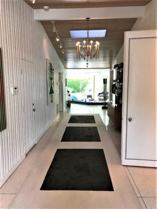 modern entrace hall foyer