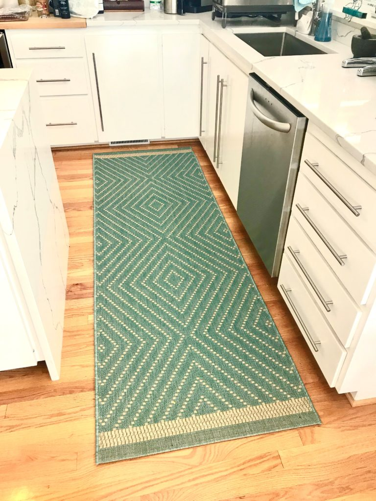indoor outdoor rug runner floor ideas