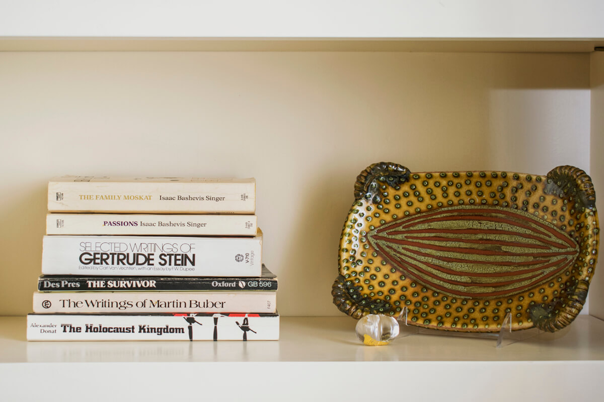 Bookcase Styling 2