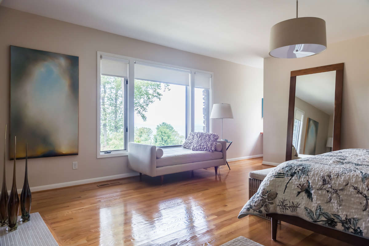 Master Bedroom Design By Form Function Raleigh