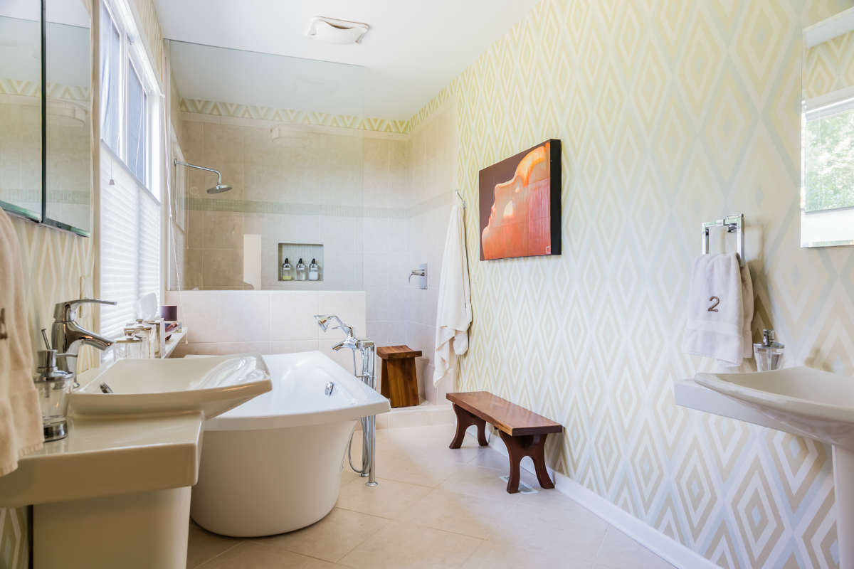 Modern Bathroom Design Raleigh Nc