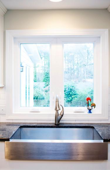 Modern Stainless Farmhouse Apron Sink