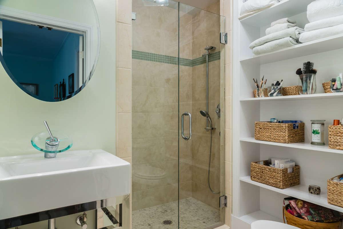 1940s Bathroom Interior Design Form Function