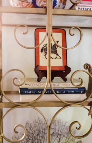 Bookshelf Styling Art Books