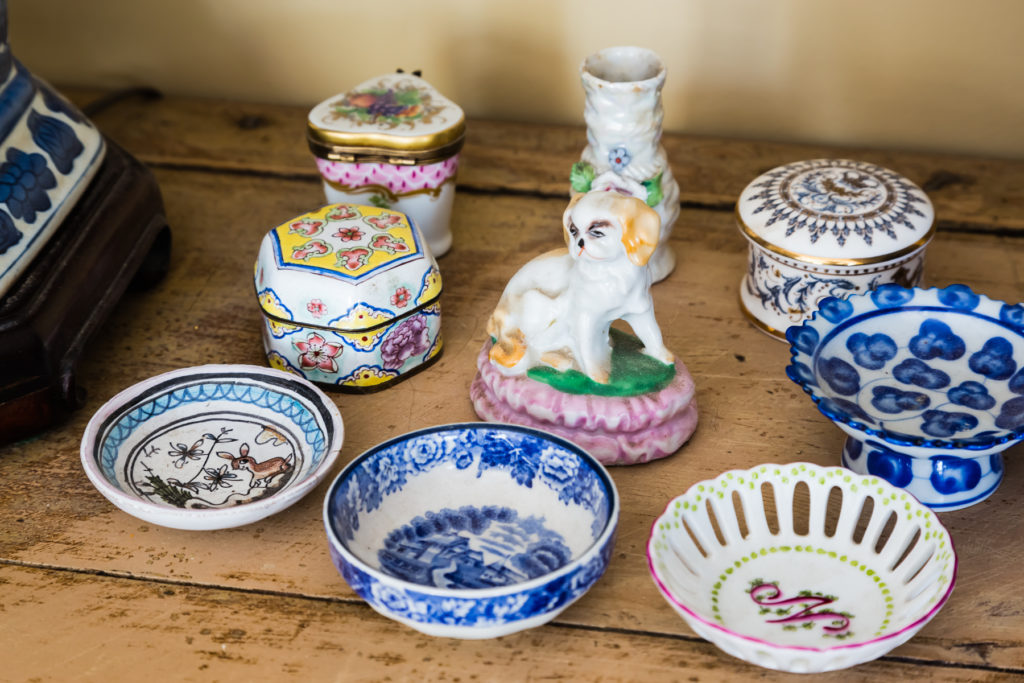 limoges porcelain collection