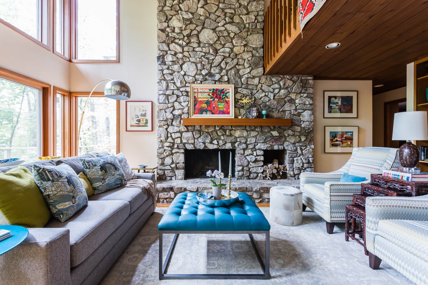 Picture of: Chapel Hill Mid Century Modern Form Function