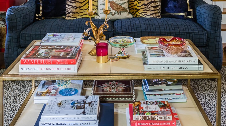 coffee table interior design books