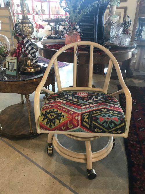 Classic Rattan Co Desk Chair
