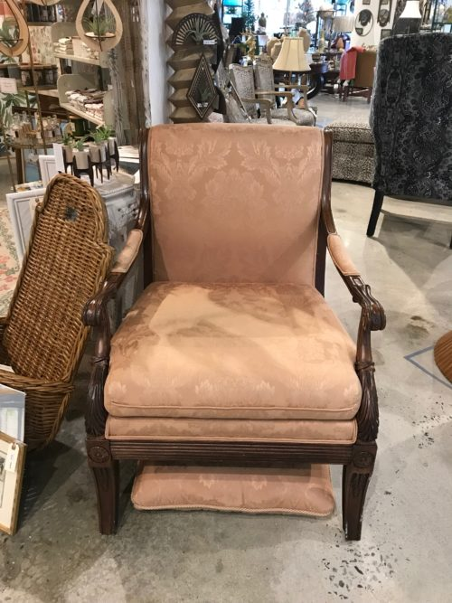 Pair Ethan Allen Chairs