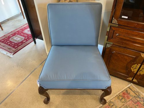 Cc Blue Chair