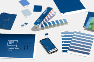 Pantone Color Of The Year 2020 Classic Blue Tools Graphics Packaging