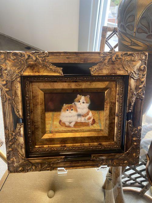 Sr Painting Kittens