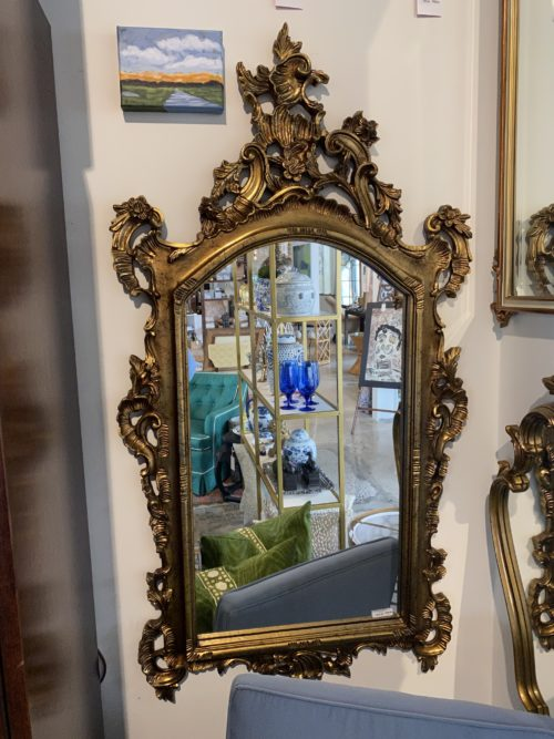 Le Barge Gold Mirror