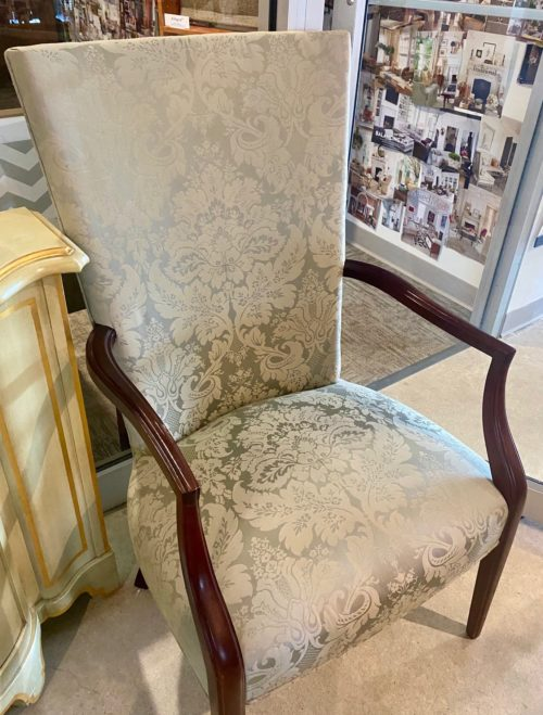 Hickory Chair Mount Vernon Head Side Arm Chair Pair
