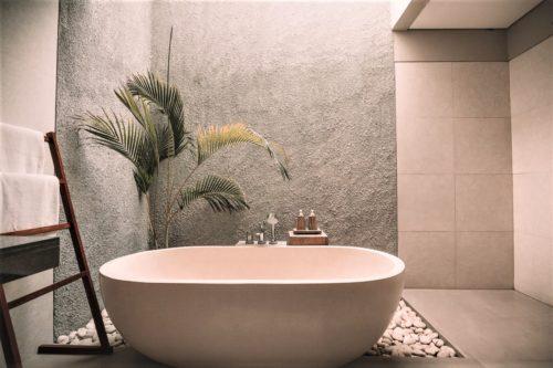 Home Spa Zen Bathroom