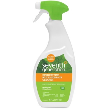 Seventh Generation Disinfectant Spray