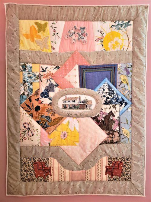 Quilt Artist Family Fabrics Memories