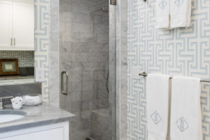 Zero Entry Shower